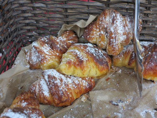 Casa Motta croissants