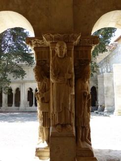 St Trophime Arles cloister