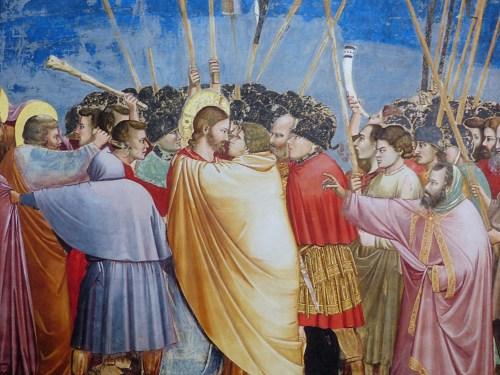 Giotto frescoes