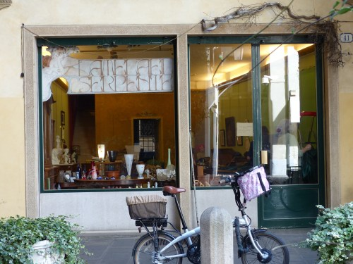 Jewish quarter Padova
