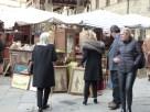 Arezzo antique market