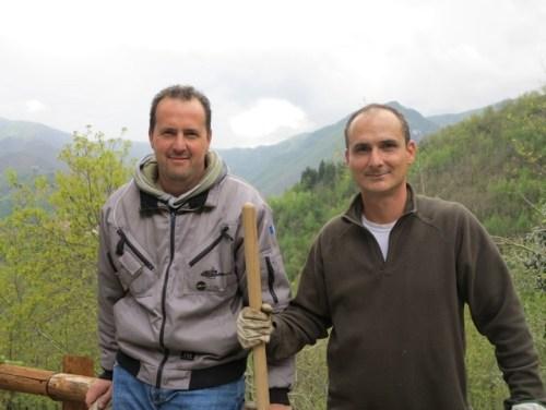 Casa Debbio Filippo and Rocco