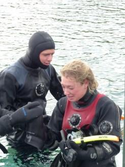 Iceland snorkelling