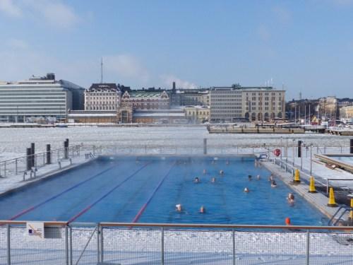 Allas Pool Helsinki