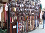 Florence leather market