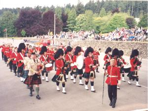 Royal Roads Pipes and Drums