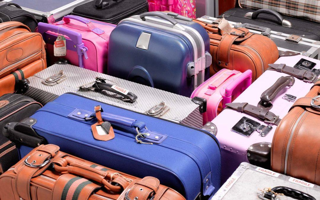 Transfer of suitcases for groups MICE