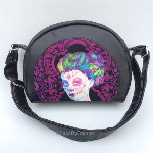 Pink Lady Shoulder Bag