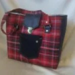 twist lock handbag bespoke