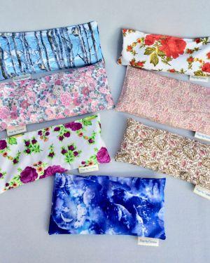 Yoga Lavender Eye Pillow Floral