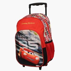 Lightning McQueen Trolley Backpack