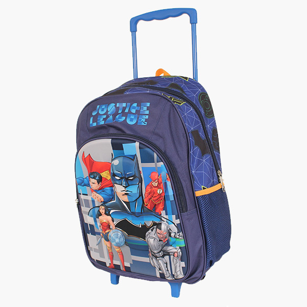 Justice League Kids Trolley Backpacka