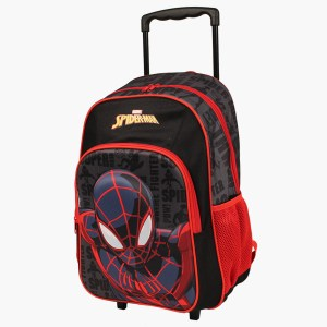 Spiderman Trolley Backpack