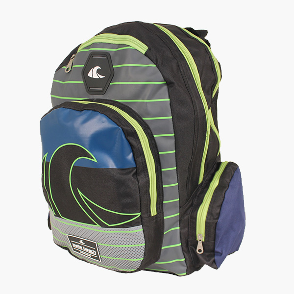 Bells Beach double compartment backpack