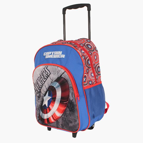 Captain America Kids Trolley Case