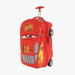 Lightning McQueen Kids Trolley Case