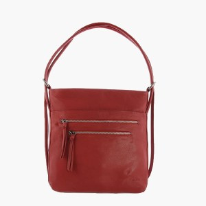 GABEE Dora Leather Handbag
