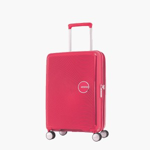 America Tourister Curio Pink