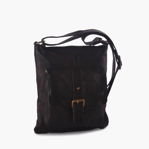 Rugged Hide Audrina Leather Handbag