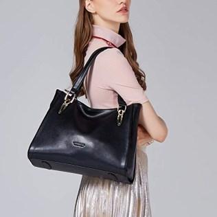 Casual Luxury handbag black 5