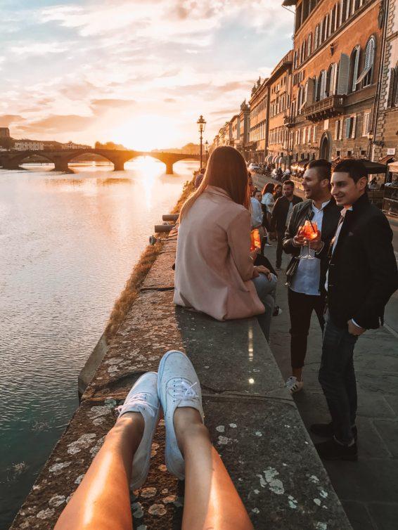 Citytrip Florence als eerste soloreis voor beginners
