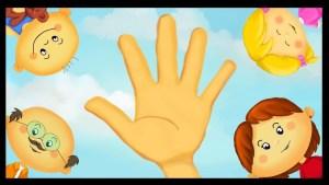 Lorsque les doigts représentent des personnes
