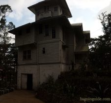 laperal house baguio side view