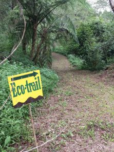 winaca eco cultural village middle trail guide