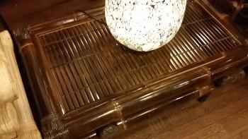 バリ島バンブーテーブル