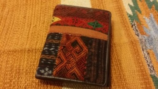 モン族財布二つ折り財布