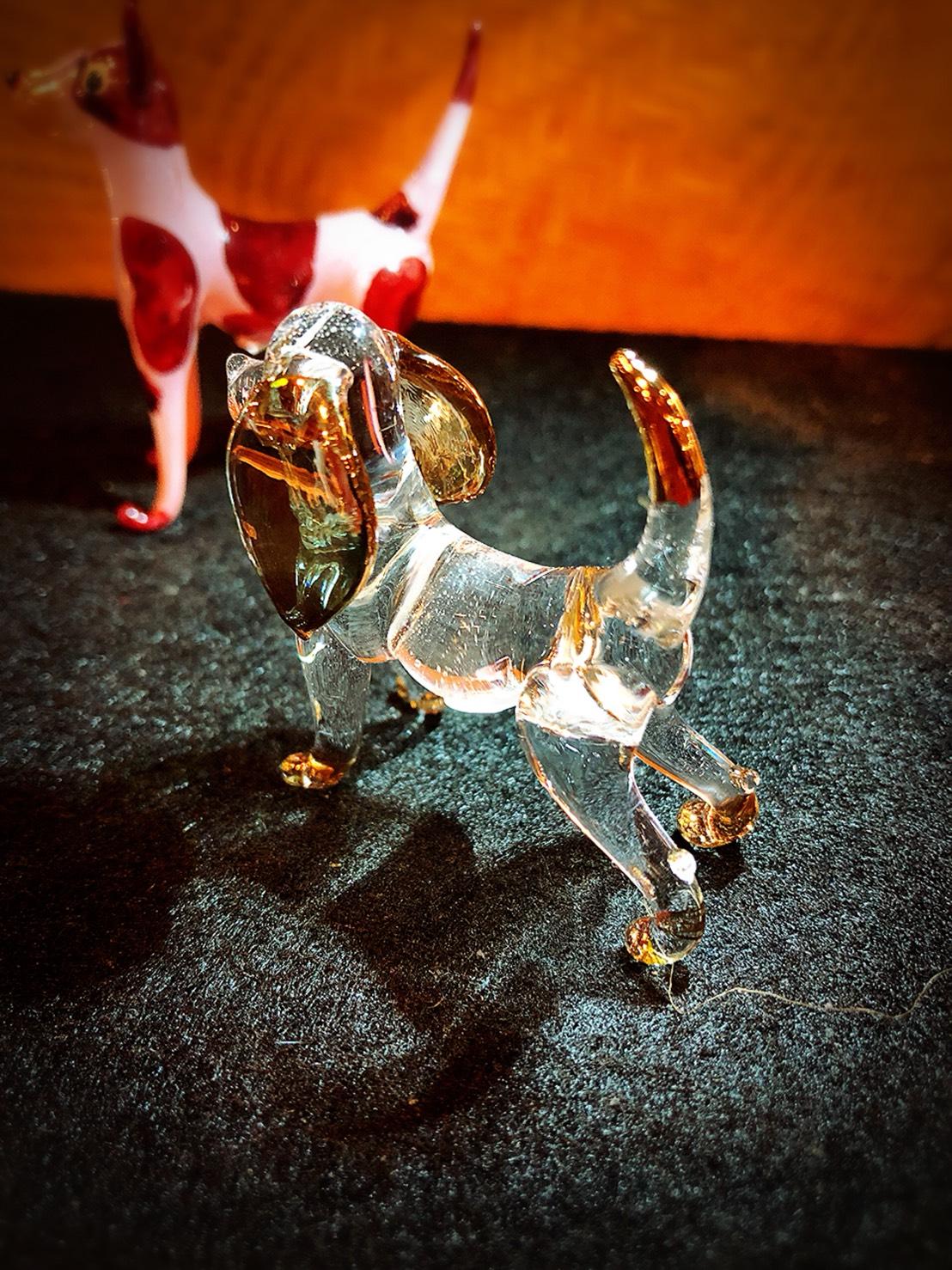 タイのガラス細工
