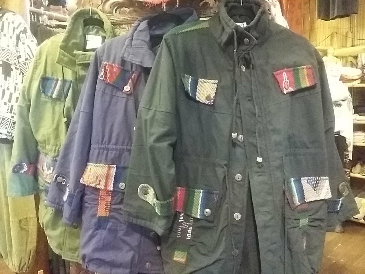 ネパールフィールドジャケット