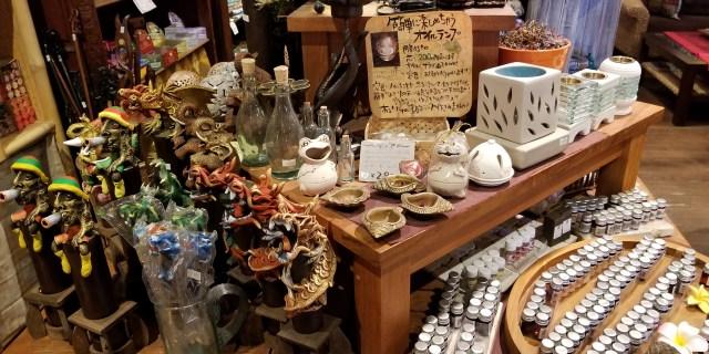 福岡のアジアン雑貨店