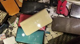 本革ガルーシャ財布