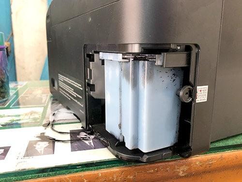 Pembuangan Tinta Epson L3110