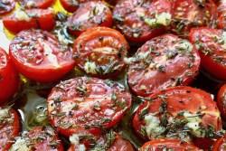 Langtidsbagte tomater semidried tomater Bagvrk.dk udvalgt