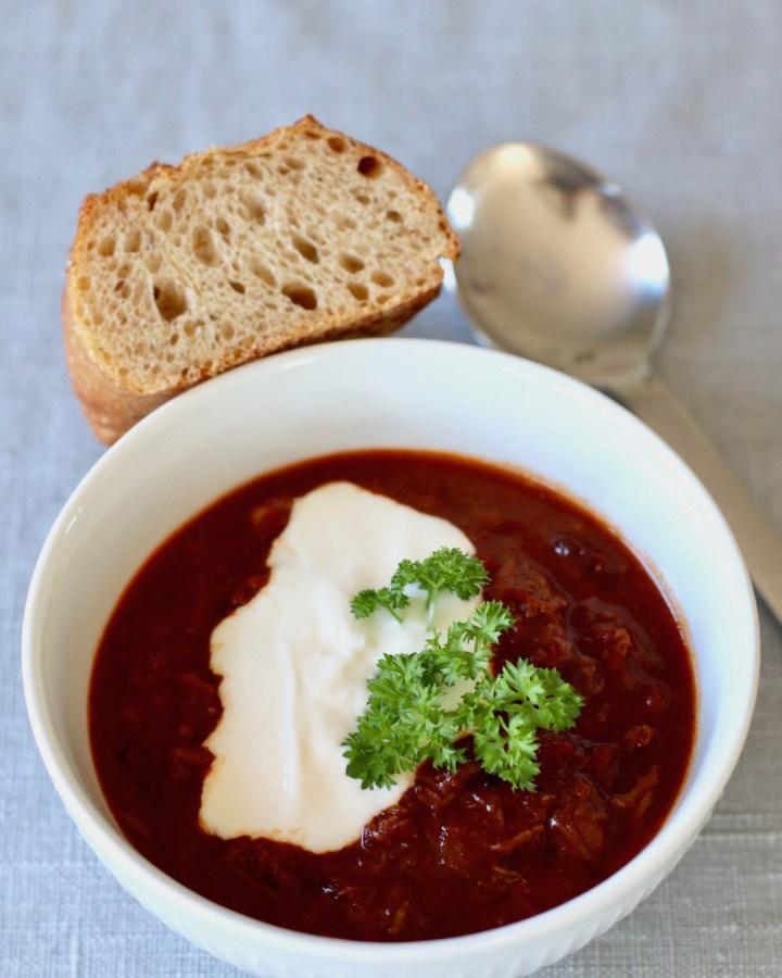 Chili con carne højformat Bagvrk.dk