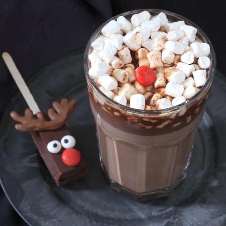 Spis chokolade og drik varm chokolade - Rensdyrmælk - af Bagvrk.dk.