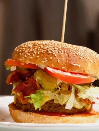 Havrebolle som burgerbolle - Bagvrk.dk