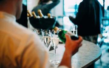 Champagne nytår 2020