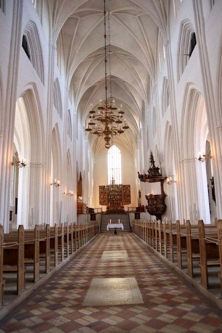 Odense Domkirke Sct Knuds kirke Bagvrk.dk