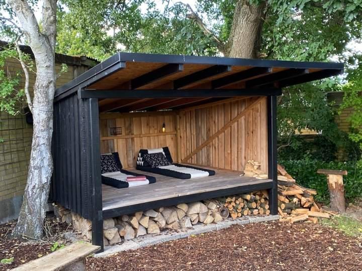 My sweet spot med shelterplads Bagvrk.dk
