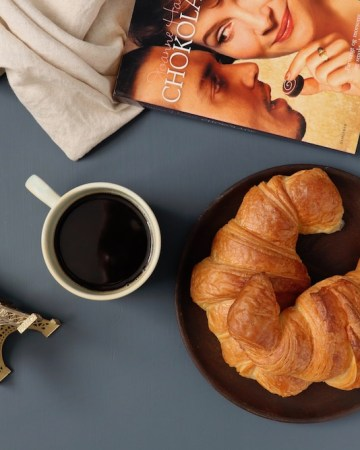 Croissant kaffe Eiffeltårn Bagvrk.dk