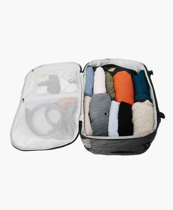 Maximal carry-on size