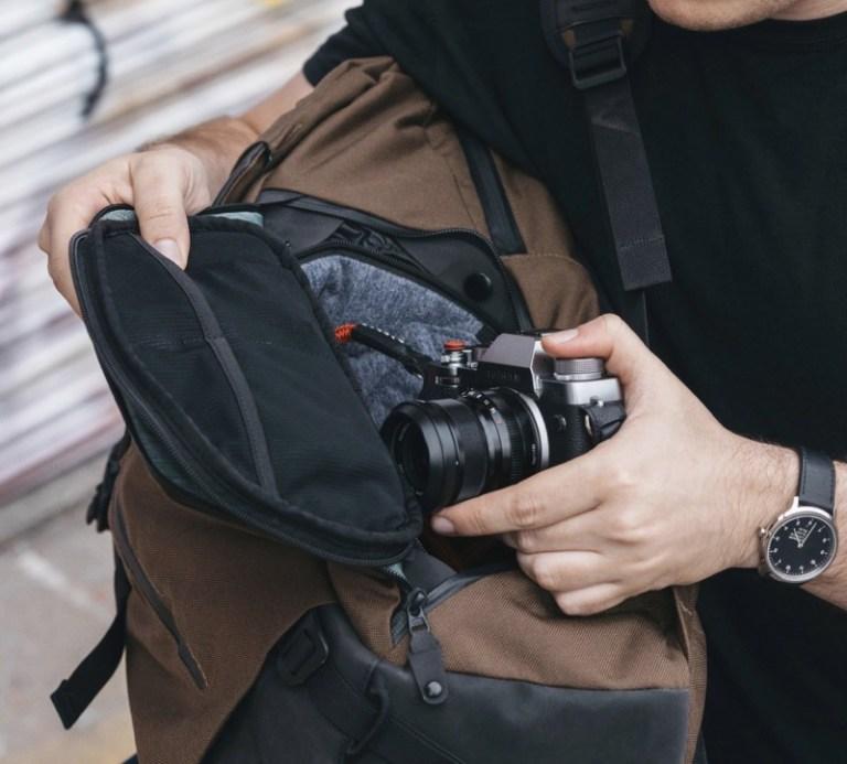 Excellent camera + tech features