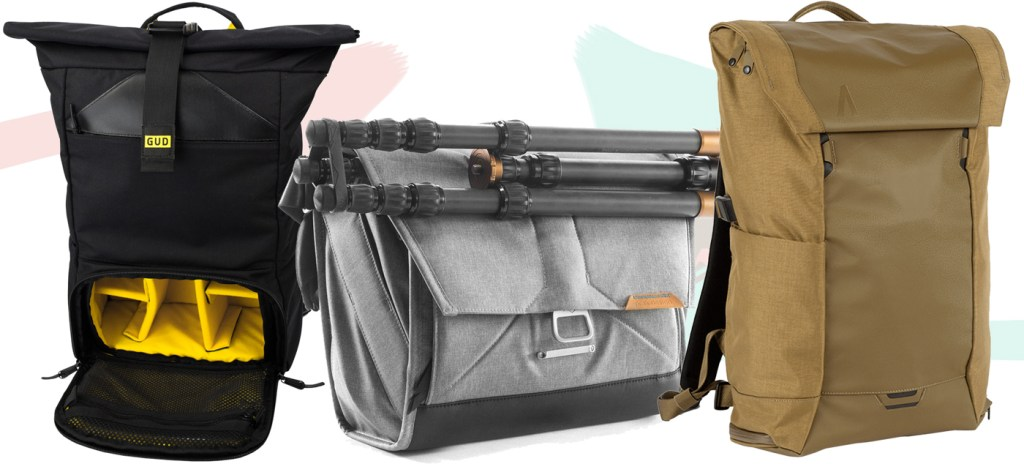 The Best Camera Bags & Backpacks
