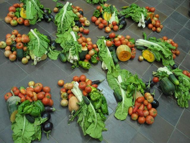 Lotta dura per la verdura