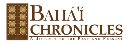 Bahai Chronicles logo