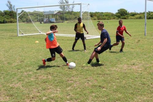 Dutch Soccer Camp
