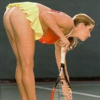 Playboy's Tennis Bunny?